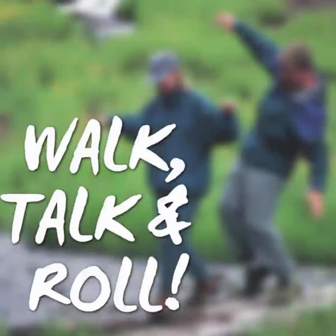 Walk Talk & Roll