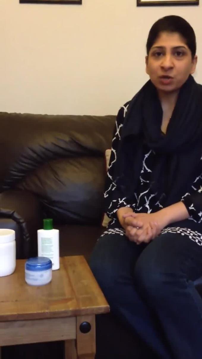 Moisture routine