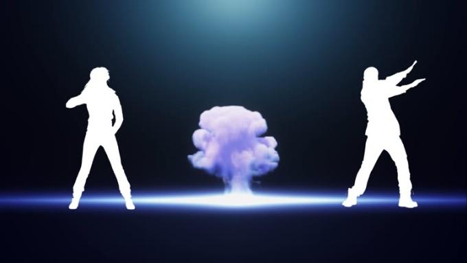 Dancing intro