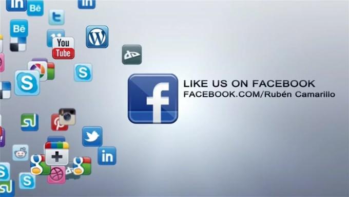Social media URL