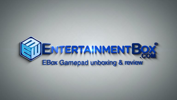 EBox Gamepad unboxing & review