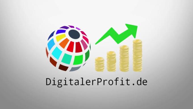 Digitalerprofit simple logo FULL HD