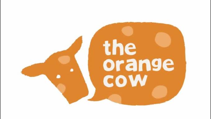 The_orange_cow