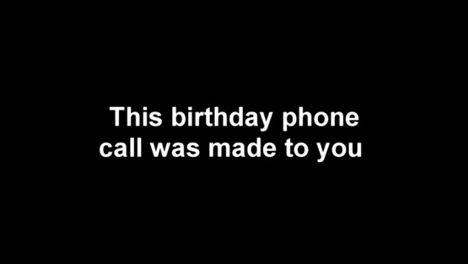 Obama Birthday Call - Keith