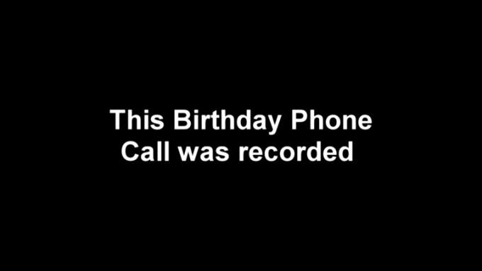 Obama Birthday Call - Lavinia