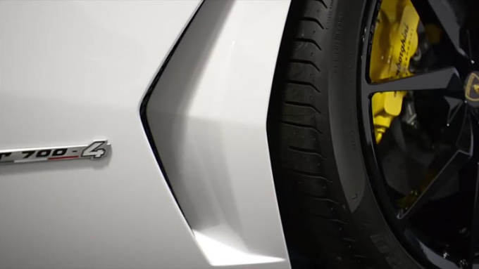 unterleider Awesome Lamborghini Aventador done