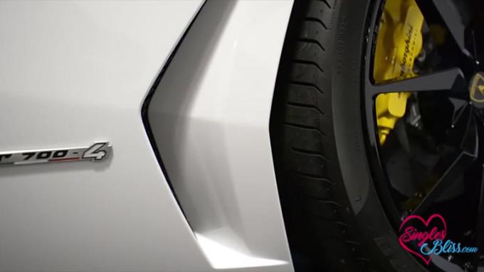 krishanenterpri Awesome Lamborghini Aventador done