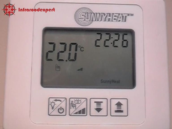 ISTC infraroodexpert sd