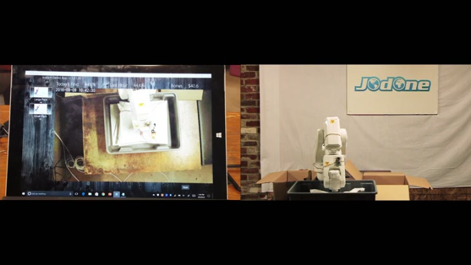 Project 3 - Side by side robot