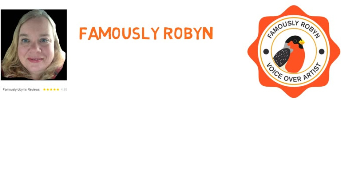 Famously Robyn scribe