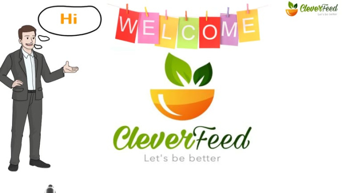 Cleverfeed video