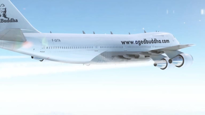 Aged Buddha Airline Promo Video