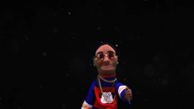 puppets message gig for zarko5  C