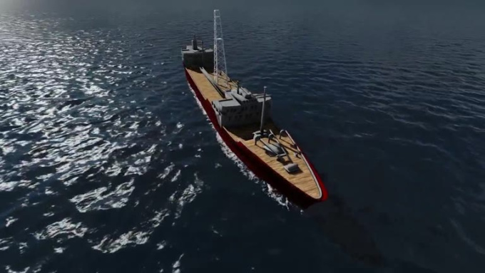 corrected Drill Ship Animation corrected