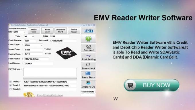 EMV READER02