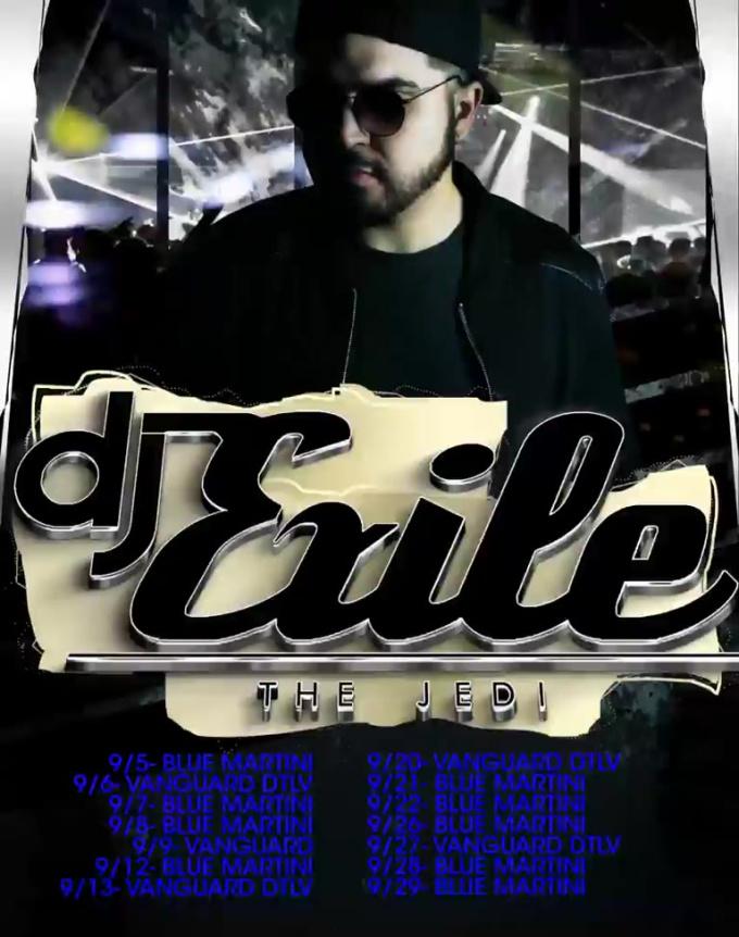 dj exile