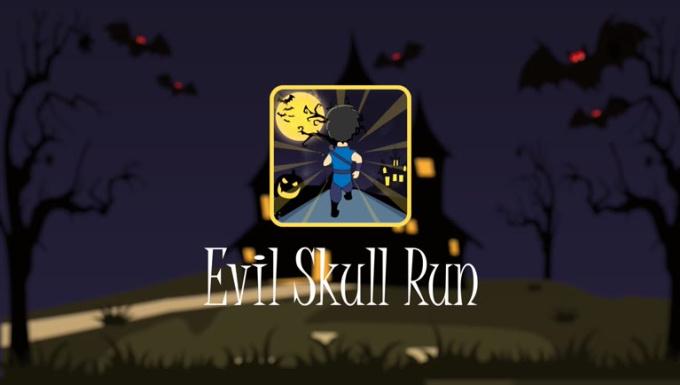 Evil skull run 02