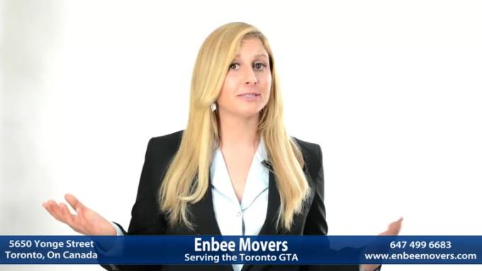 Moving Company Video