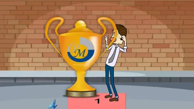 Winning Cup