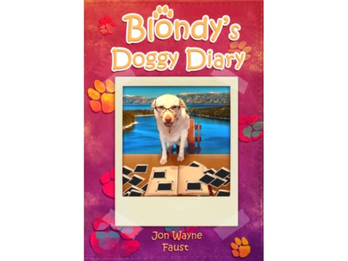 Blondy NEW Book Trailer WMV