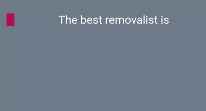 Modified Removalist