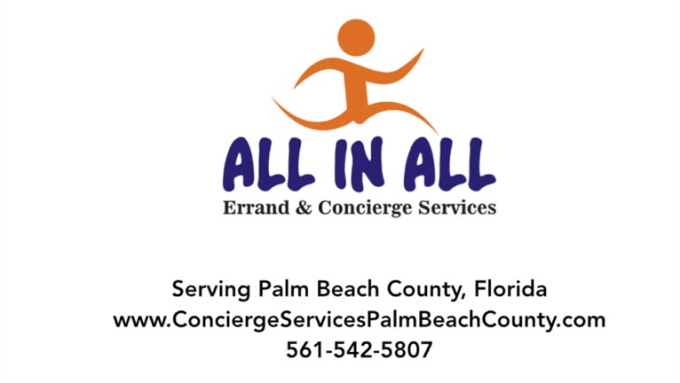 All in All PBC logos