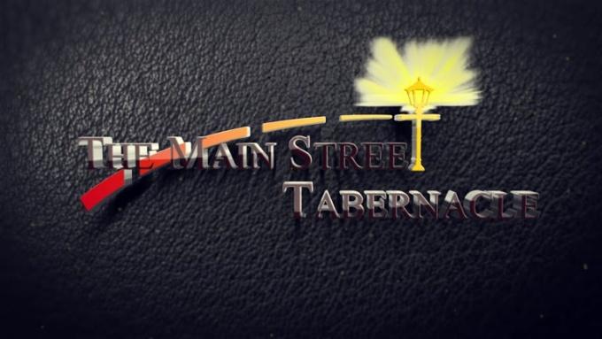 Logo Reveal 3D_The Main Street