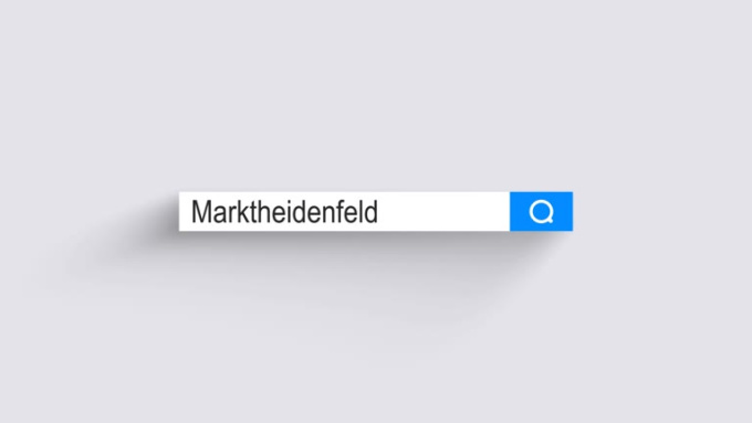 Marktheidenfeld  Germany 3D Map Animation Video in 720p HD High Quality Modified