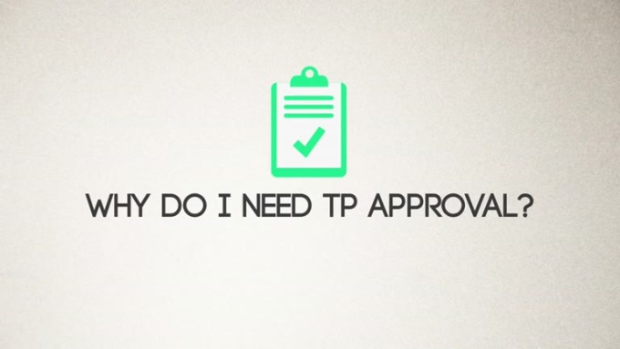 TP approval