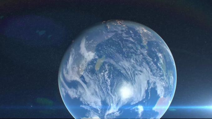 Earth Logo 3