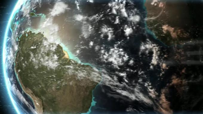 Earth Logo Video 1