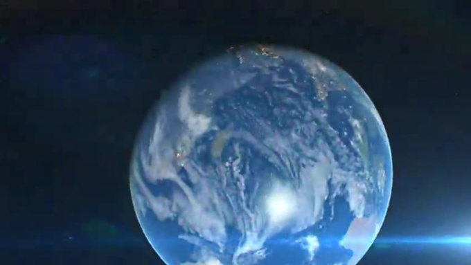 Earth Logo Version 2