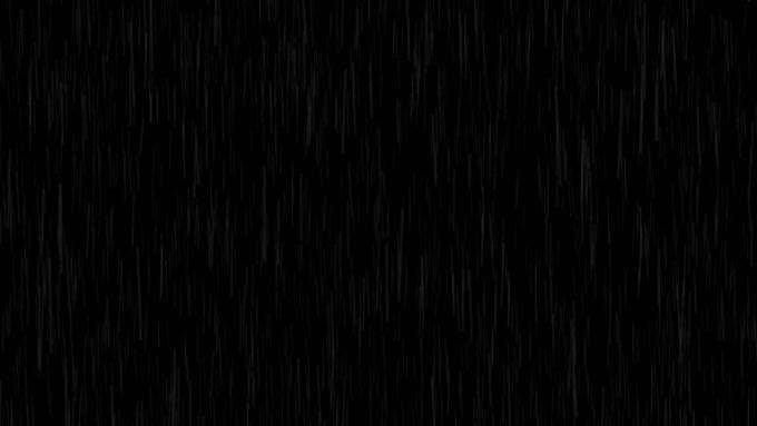 alpha rain