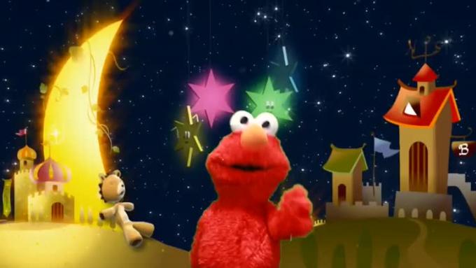 Elmo Gig for hinachawdhry A