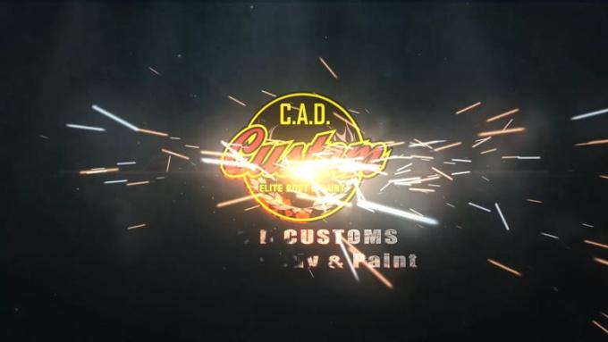 CAD Logo Reveal