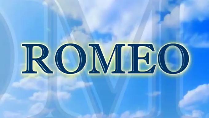 Romeo song_correction_2
