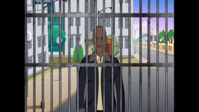 prison final video