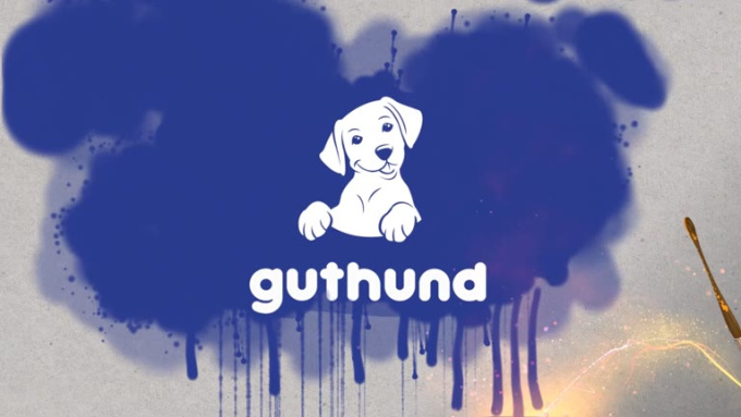 guthund video intro with sound