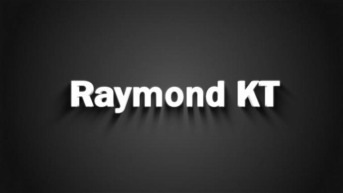 raymond KT
