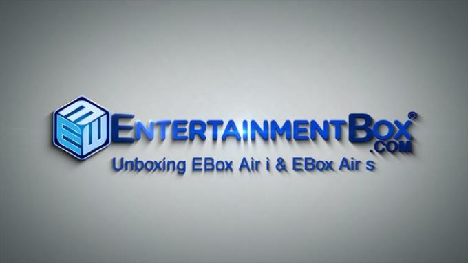 Unboxing EBox Air i & EBox Air s
