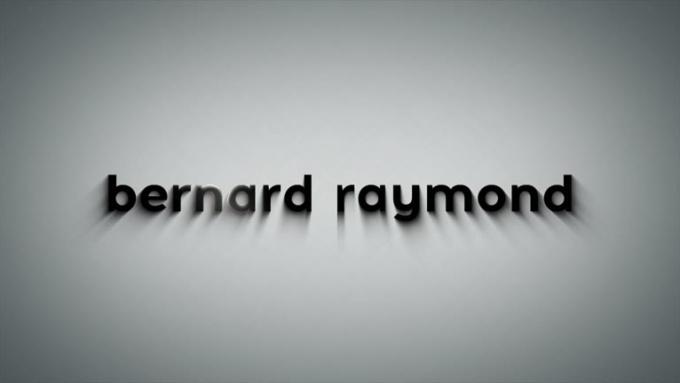 bernard raymond_intro