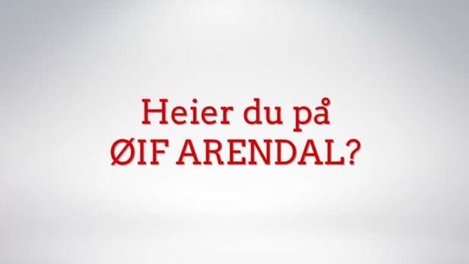 Heia_IF_Arendal