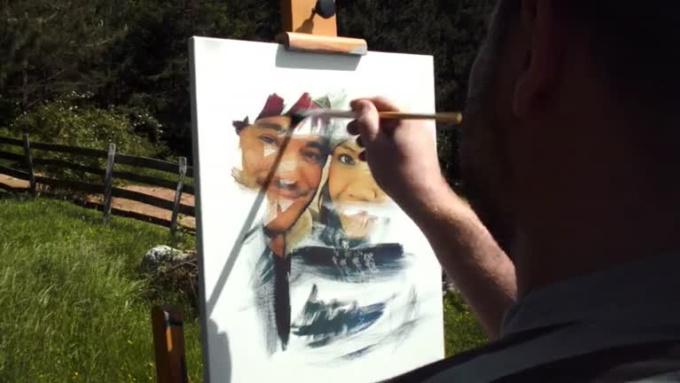 Portrait GIFT video