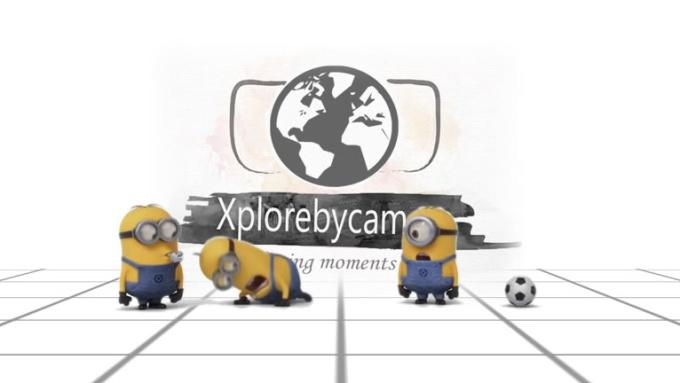 XploreByCamera