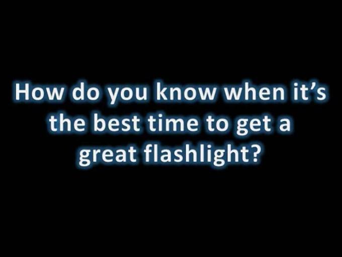 New Zebralight Video