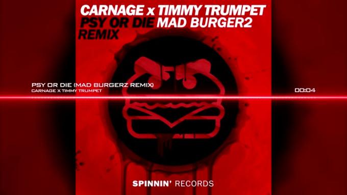 Mad Burgerz - Psy or Die Remix 720p