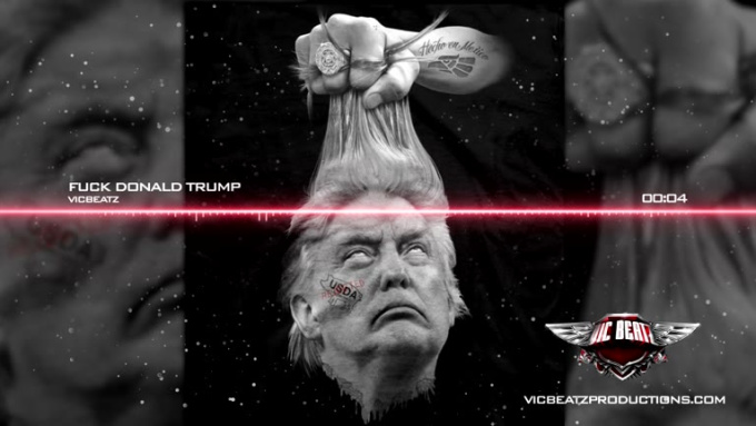 VicBeatz - Fuck Donald Trump 1080p