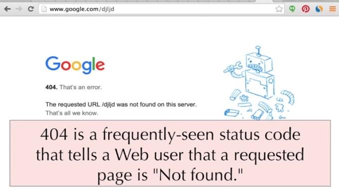 404 Error Final