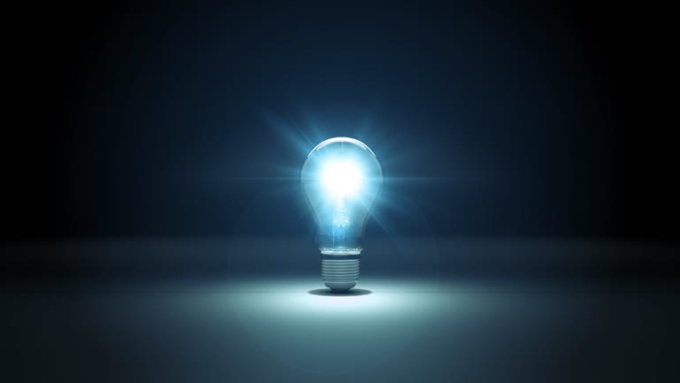 Entropy Light Bulb Explosion Intro Video in 1080p Full HD High Quality
