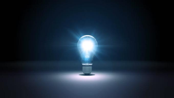 Orenda Enterprises Light Bulb Explosion Intro Video in 1080p Full HD High Quality